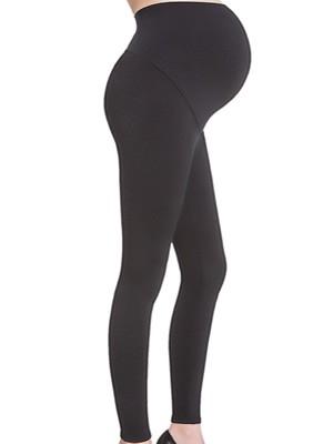 BAS BLACK Κολάν Παντελόνι Εγκυμοσύνης Anabel - Γεμάτο Απαλό Ύφασμα