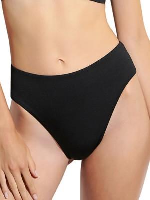 Μαγιό BLU4U Bikini Ψηλοκάβαλο - Κανονικό Κοφτό - Χωρίς Ραφές - Καλοκαίρι 2021