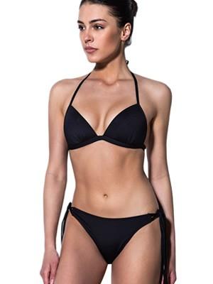 Set Μαγιό BLUEPOINT - Τρίγωνο Push Up + Bikini Κανονικό Κοφτό - Καλοκαίρι 2019