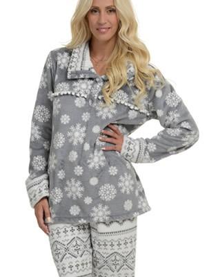 Πυτζάμα Πολυτελείας Bonne Nuit – Ζεστό Fleece – Boho Style – Χειμώνας 2018