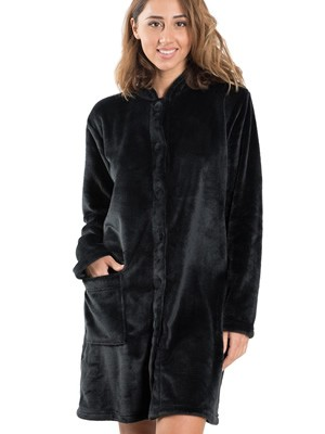 BONNE NUIT Ρόμπα Πολυτελείας - Ζεστό & Απαλό Fleece - Χειμώνας 2019/20