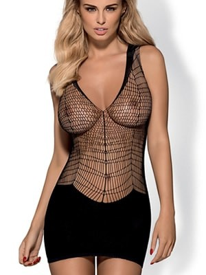 Obsessive Dress D603 Ελαστικό Αισθησιακό Φόρεμα
