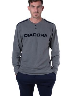 Ανδρική Πυτζάμα Homewear DIADORA - 100% Βαμβάκι Interlock - Χειμώνας 18/19