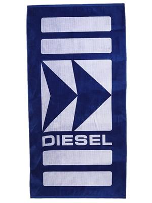 DIESEL Πετσέτα Θαλάσσης 175X90 - 100% Βαμβακερή - Fish Logo