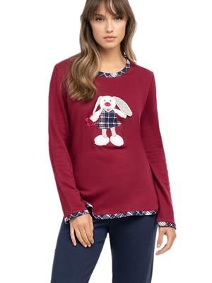 Πυτζάμα ΓΙΩΤΑ Homewear - Γεμάτο Βαμβάκι - Extra Ζεστή - Χειμώνας 2020/21