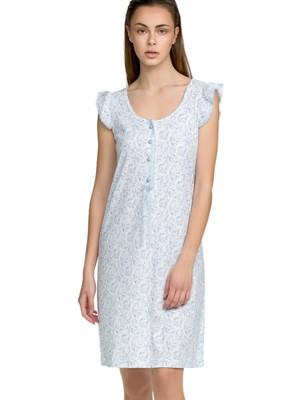 Νυχτικό ΓΙΩΤΑ Homewear - 100% Βαμβακερό - Νέα Μαμά - Καλοκαίρι 2021