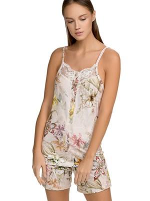 Πυτζάμα ΓΙΩΤΑ Homewear - 100% Βαμβακερή - Floral Σχέδιο - Καλοκαίρι 2021