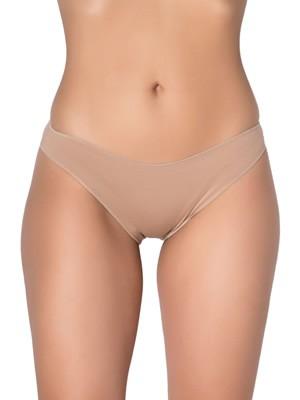 Σλιπ Bikini GKapetanis - Κανονικό Κοφτό - Απαλό Modal / Βαμβάκι - Αόρατα Λάστιχα
