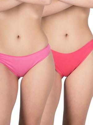 Σλιπ Bikini GKAPETANIS - 2 Τεμάχια - Απαλό Modal Βαμβάκι