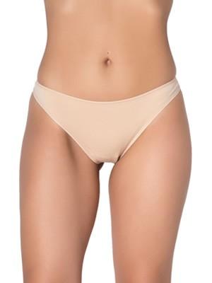 Σλιπ Bikini Αόρατο GKapetanis - Απαλό Modal Βαμβάκι - Χωρίς Ραφές Πίσω