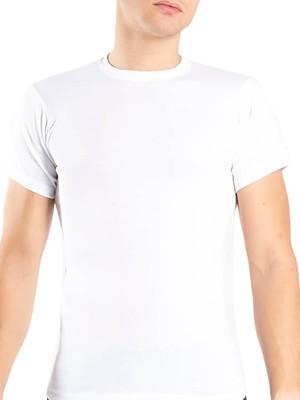 GKAPETANIS Ανδρική Φανέλα T-Shirt All Day - 100% Βαμβακερή - 3 Τεμάχια