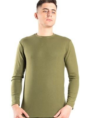 GKAPETANIS Ανδρική Ισοθερμική Μπλούζα με Μακρύ Μανίκι - Χειμώνας 2020/21