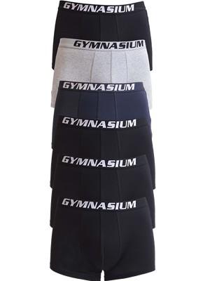 Ανδρικά Boxer Gymnasium 2 πακέτα Χ3 Τεμάχια (!)