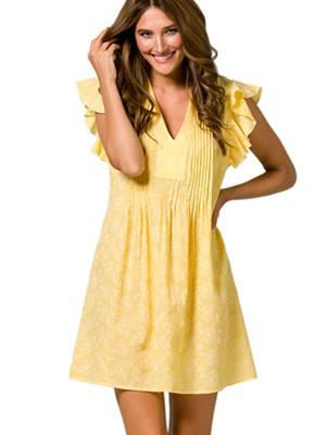 HARMONY Φόρεμα Beachwear - Αέρινο Ύφασμα - Καλοκαίρι 2021