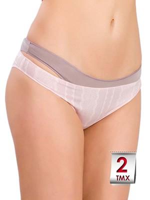 Minerva Slip Bikini Χαμηλό 752 - Απαλό Modal - 2 Τεμάχια