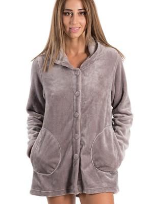 Ρόμπα Πολυτελείας KARE - Ζεστό & Απαλό Fleece - Φιόγκος Πίσω - Smart Pick 19/20