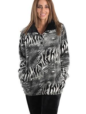Πυτζάμα Πολυτελείας KARE - Ζεστό & Απαλό Fleece - Animal Σχέδιο - Smart Pick 19/20