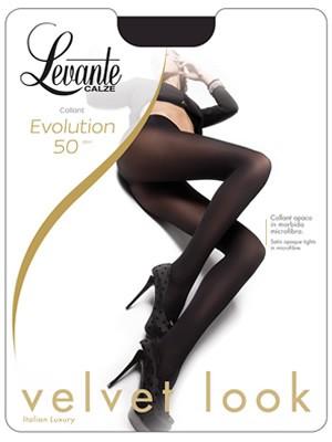 Levante Καλσόν Opaque Evolution 50den - Multifibra - Βελούδινο Άγγιγμα