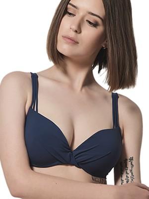 Μαγιό LUNA Blue Sense Bra για Μεγάλο Στήθος - Ενίσχυση & Μπανέλα