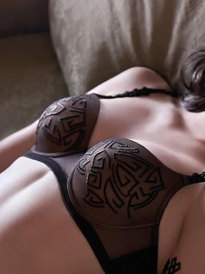Luna Σουτιέν Tattoo Molded Balconet  Ενίσχυση & Μπανέλα -  Fashion Choice
