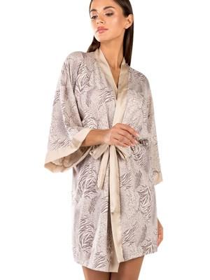 Γυναικεία Ρόμπα MINERVA Loungewear - Αέρινο Modal & Βαμβάκι - Καλοκαίρι 2020