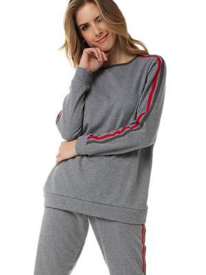 Πυτζάμα Γυναικεία MINERVA Athletic - Φούτερ Επένδυση - Extra Ζεστή - Χειμώνας 2020/21