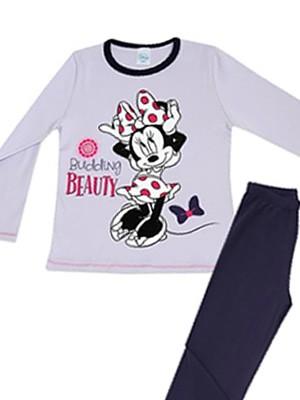 Παιδική Πυτζάμα Minerva Minnie Beauty - 100% Αγνό Βαμβάκι Interlock - Συλλογή 2018