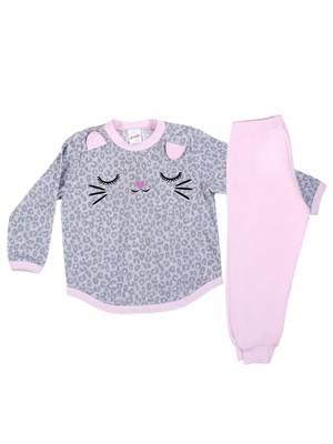 "MINERVA Βρεφική Πυτζάμα για κορίτσι Baby ""ΑΥΤΑΚΙΑ"" - 100% Βαμβάκι Interlock - Smart Choice FW20/21"