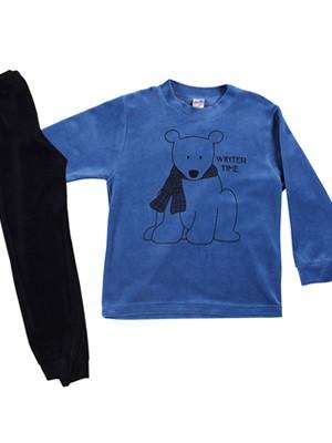 παιδική πυτζάμα minerva 61612-228