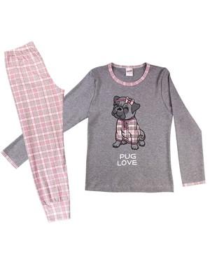 Παιδική Πυτζάμα MINERVA Lazy Day - 100% Αγνό Βαμβάκι Interlock - Χειμώνας 2020/21