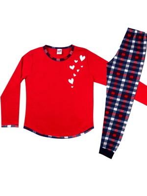 Παιδική Πυτζάμα MINERVA Love You - 100% Αγνό Βαμβάκι Interlock - Χειμώνας 2020/21