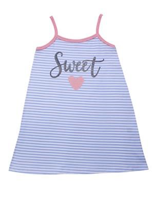Παιδικό Νυχτικό MINERVA Too Cute - 100% Αγνό Βαμβάκι - Καλοκαίρι 2021