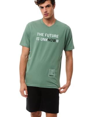 Αντρική Πυτζάμα MINERVA Future - 100% Βαμβακερή - Καλοκαίρι 2021