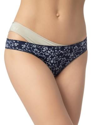 MINERVA Slip Bikini Χαμηλό 813 - Απαλό Modal - 2 Τεμάχια