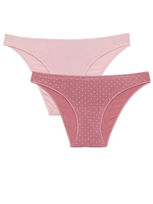 MINERVA Slip Bikini Χαμηλό 837 - Απαλό Modal - 2 Τεμάχια - Καλοκαίρι 2021