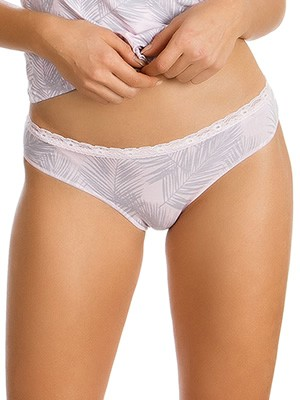 Γυναικείο Bikini Κανονικό MINERVA - Φυτικό Modal & Δαντέλα - Smart Choice FW20/21