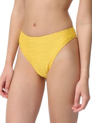 Μαγιό MINERVA ATHINA Brazilian Bikini Ψηλόμεσο - Ανάγλυφο Σχέδιο - Καλοκαίρι 2021