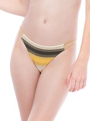 Μαγιό GOSSIP Brazilian Bikini Kyrki - Ανοίγματα & Μεταλιζέ Στοιχεία - Καλοκαίρι 2019
