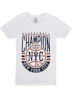 Παιδικό T-shirt Minerva CHAMPION - 100% Βαμβάκι