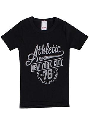 Παιδικό Εφηβικό T-shirt Minerva ATHLETIC - 100% Βαμβάκι