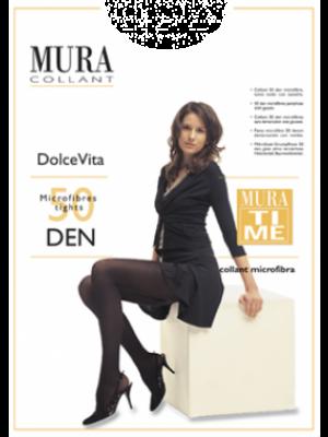 MURA Καλσόν Dolce Vita 50 Den - Αδιάφανο - Μεταξοποιημένες Μικροίνες