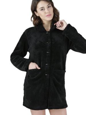Γυναικεία Ρόμπα RACHEL - Ζεστό & Απαλό Fleece - Lurex - Smart Choice FW20/21
