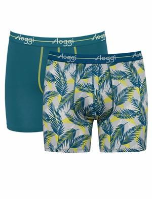 SLOGGI Men Start Short V016 - Αγνό Βαμβάκι - Πακέτο με 2 - Καλοκαίρι 2020