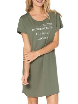 Νυχτικό TRIUMPH Nightdresses NDK01 - 100% Βαμβακερό - Καλοκαίρι 2020