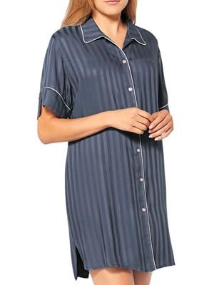Night Dress TRIUMPH Boyfriend - Αέρινη γραμμή - Φυτικό Viscosse - Καλοκαίρι 2019