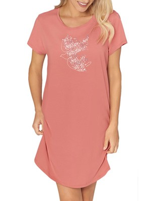 Νυχτικό TRIUMPH Nightdresses NDK 01 - 100% Βαμβακερό - Καλοκαίρι 2020