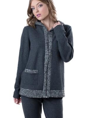 Γυναικεία Πυτζάμα - Φόρμα Venere - Βαμβάκι Fleece - Extra Ζεστή - Χειμώνας 2018/19