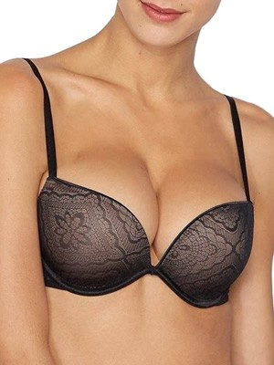 Wonderbra W032e Full Effect με Δαντέλα - Super Push Up +2 Μεγέθη