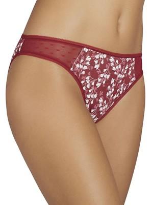 Slip Bikini YSABEL MORA - Ελαστικό Βαμβάκι - All Over Σχέδιο - Πακέτο με 2