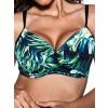 Μαγιό Bra Bluepoint Tropical - Ενίσχυση & Μπανέλα - Μεγάλο Στήθος